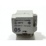Пусковое реле mpv-05