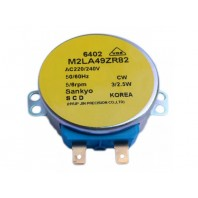 Мотор-редуктор воздушной заслонки DA31-10107C AC220/240V 3/2.5W