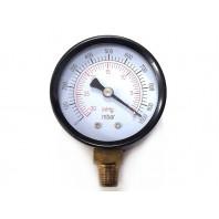 Манометр (вакуумметр) VALUE 310500104 диаметр 50 мм