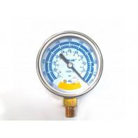 Манометр (вакуумметр) VALUE 310500601 диаметр 63 мм
