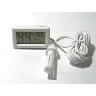 Гигрометр, термометр цифровой c выносным датчиком