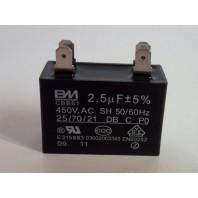 Конденсатор 2.5 mF