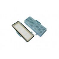 Фильтр выходной HEPA13 для пылесоса LG XR-404 17 ADQ73453702 (без угольного наполнения)