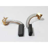 Электро щетки пара 6.3-10-31 мм с пружиной
