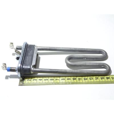 Тэн для стиральной машинки THERMOWATT L=160mm 1300W с отв. Candy 41036768