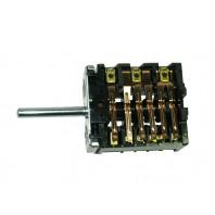 Переключатель пятипозиционный 46.25866.509 для электроплит, электродуховок EGO