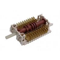Переключатель 871101 Dreefs 11HE-11 семипозиционный для электроплит