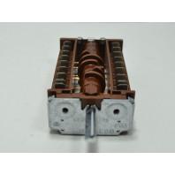 Переключатель ПМ 08000 (42.08000.025) восьмипозиционный для электроплит и духовок EGO