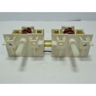 Переключатель ПМ 555 (5HE555) семипозиционный для электроплит Италия