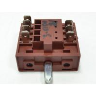Переключатель мощности пятипозиционный Tibon 440 / 16А / 250V / Т125 (контакты 4+3)