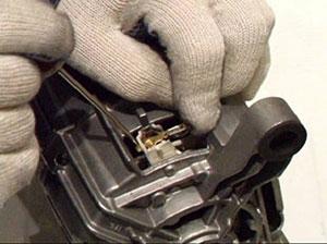 Замена щеток в стиральной машине индезит своими руками 6